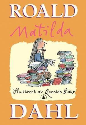 """LUS 15-18 """"Matilda"""" av Roald Dahl"""