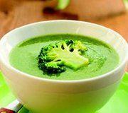Broccoli soup, 38 calories, 355mg sodium