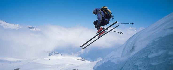 Chile Travel - Deporte y Aventura en Chile - Que te parece un poco de ski o snowboard en cualquier momento, pues dale y ven a Chile