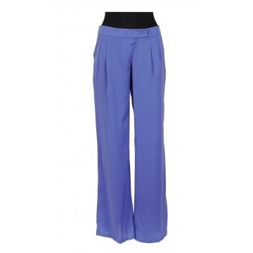 Pantaloni albastri