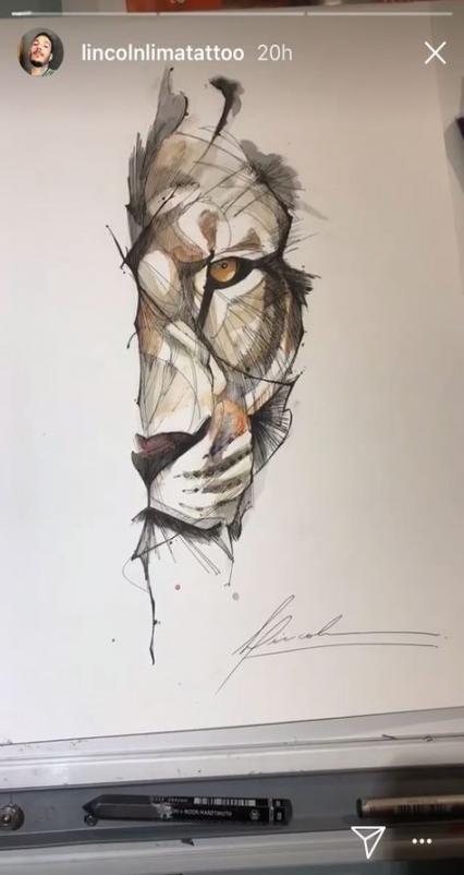 70+ Ideas Tattoo Antebrazo Lion