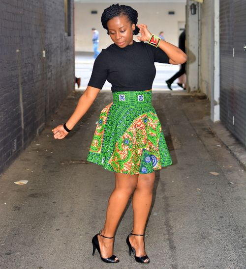 Beautiful Outfit African Fashion