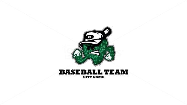 Baseball Logo on 99designs Logo Store