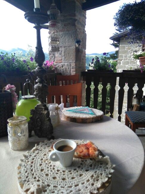 #Arcera breakfast #outdore #green #breakfast #turismo #agriturismo