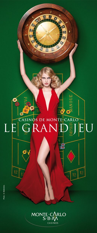Monte-Carlo Casino by Patrick Mirété, via Behance