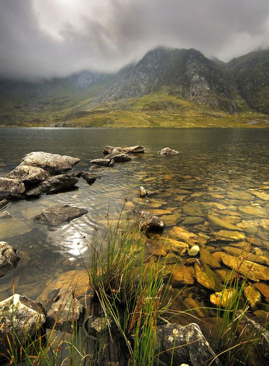 Llyn Idwal | by Rob Scamp