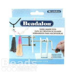 Beadalon Tassel Maker