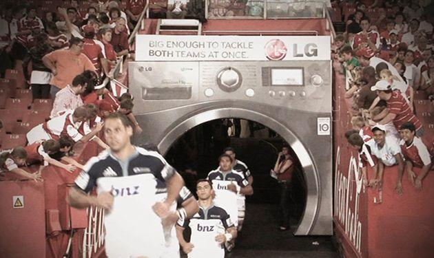 ad / LG tunnel