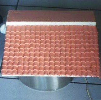 how to: terracotta tile roof