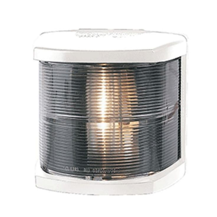 Hella Marine Masthead Navigation Light - Incandescent - 3nm - White Housing - 12V
