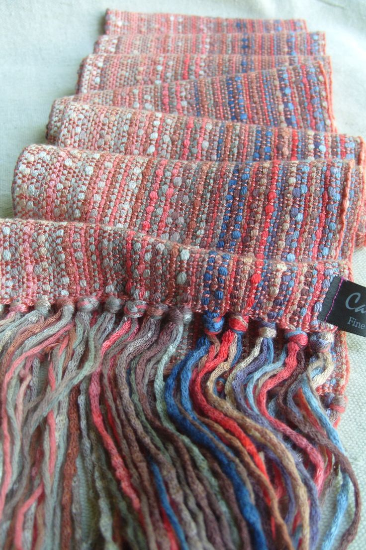 18 best weird knitting patterns images on pinterest knit handwoven scarf morning sunrise by barefootweaver on etsy bankloansurffo Images