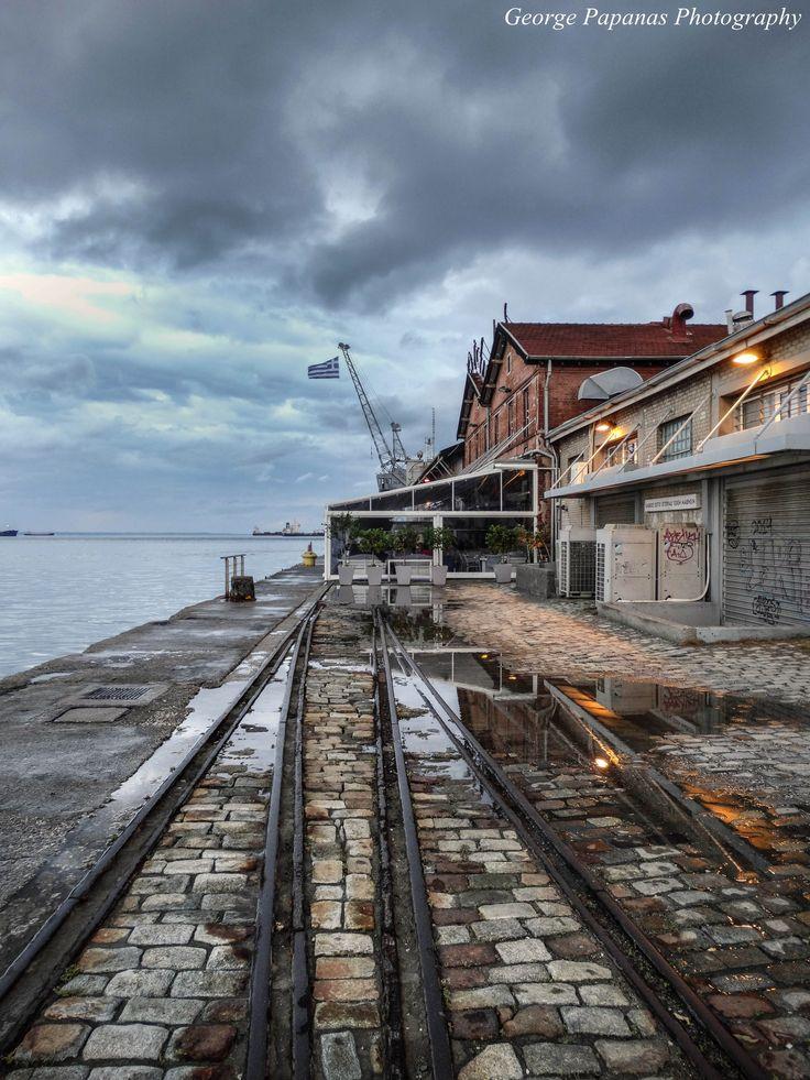 Λιμάνι μαγικό.!!! Θεσσαλονίκη, Thessaloniki