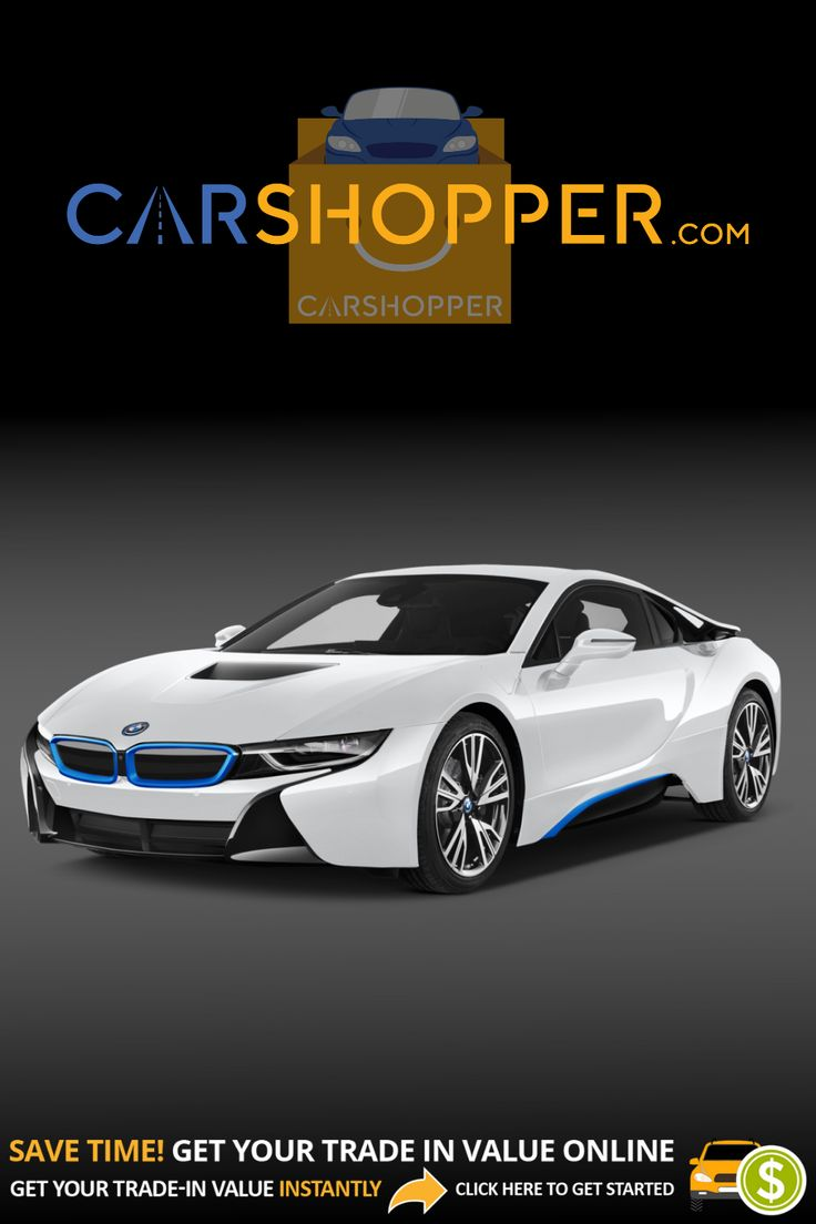 BMW i8 Sportcar White Blue Trim in 2020 New and used