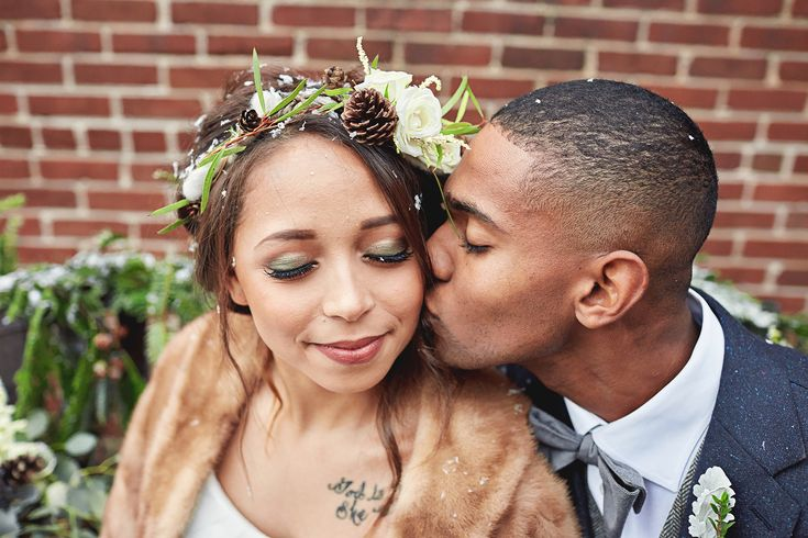 The Brickyard Vintage Winter Wedding Styled Shoot // Photo by This is You by Mark and Tracy (thisisyou.net)