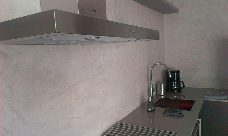 Beton-Cire keuken