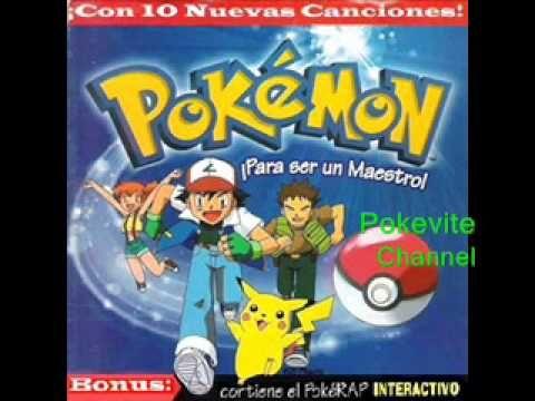 Pokemon - Tengo que Ser un Maestro Pokemon (Latinoamerica)