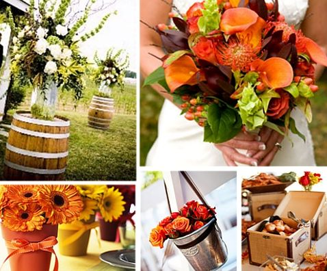 39 best Fall Wedding Theme images on Pinterest Marriage Dream