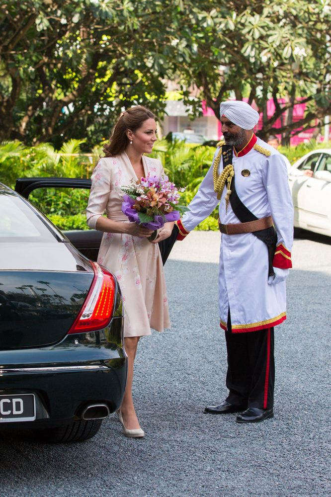 Prince William, Kate Middleton Singapore Trip: Royal Couple Stay At Famous Raffles Hotel Singapore. Do visit our award-winning day spa. just by The Lawn of Rafles Hotel when in Singapore. www.estheva.com #spasingapore.