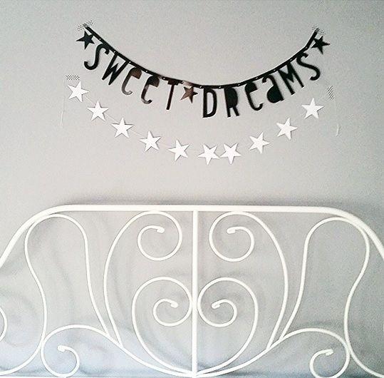 #Wordbanner #tip: Sweet #dreams - Buy it at www.vanmariel.nl - € 11,95 - Foto @ddeelstra