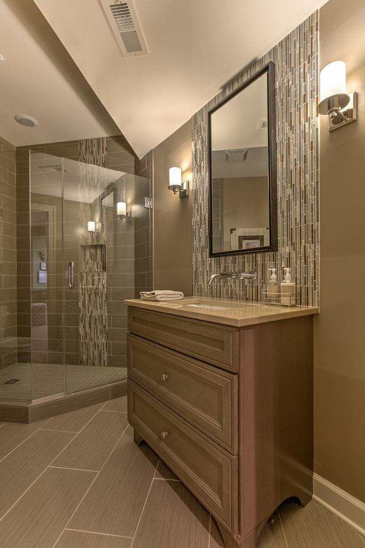 Virtu usa hazel 56 inch single sink bathroom vanity set free - The Work D3 Interiors Omaha Ne
