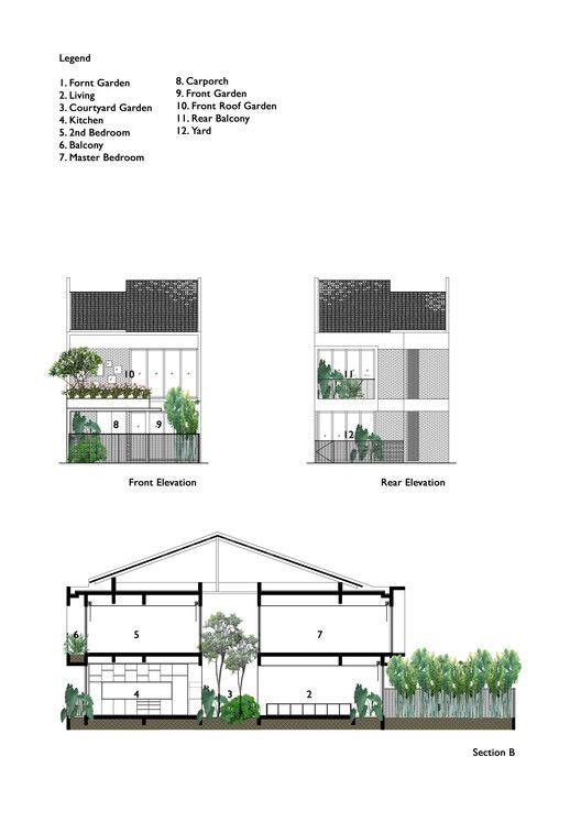 Reforma da Casa Terraço,Fachada