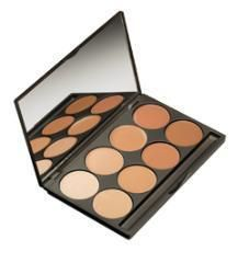 MUD Make-Up Designory  FOUNDATION PALETTE #1. One of the best creme foundations ever invented.