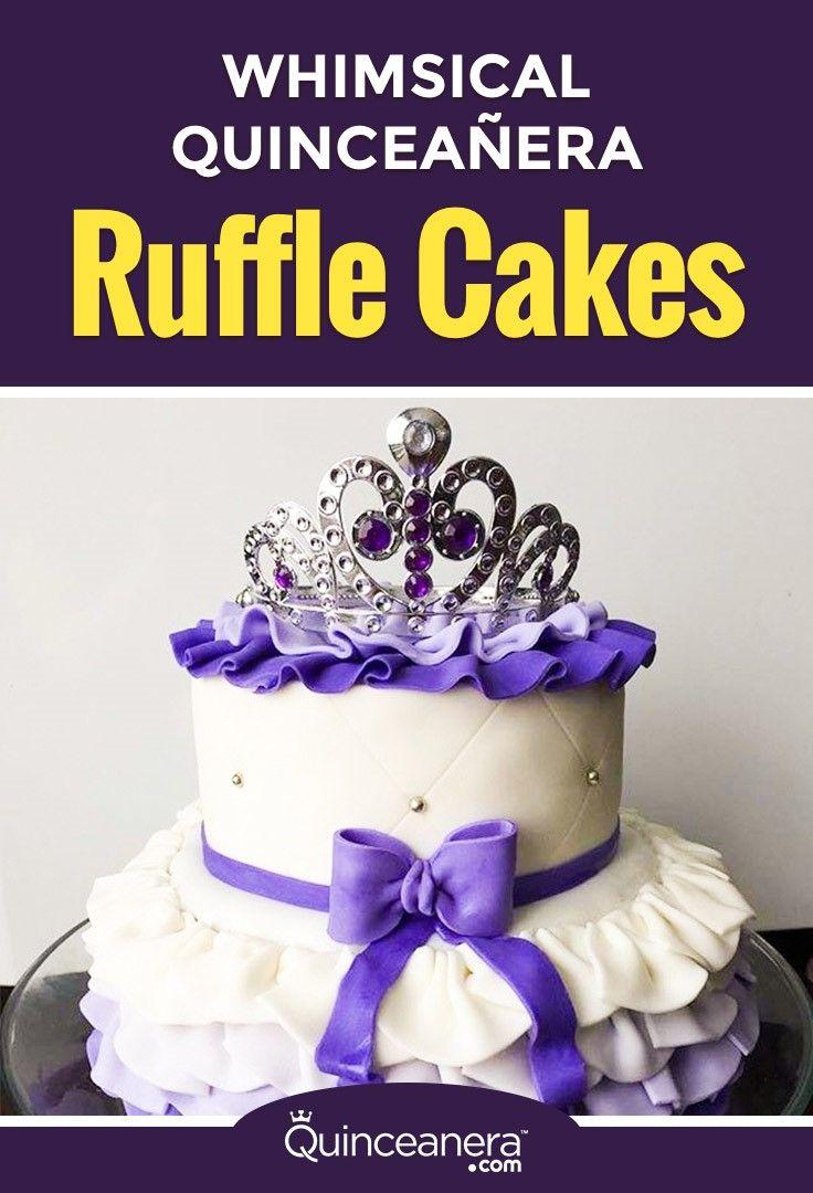 Images Quinceanera Cakes