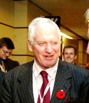 John Turner Had to Wait Too Long to Become Canadian Prime Minister: John Turner in 2003