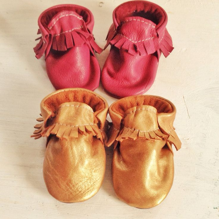 Shoes On Babies