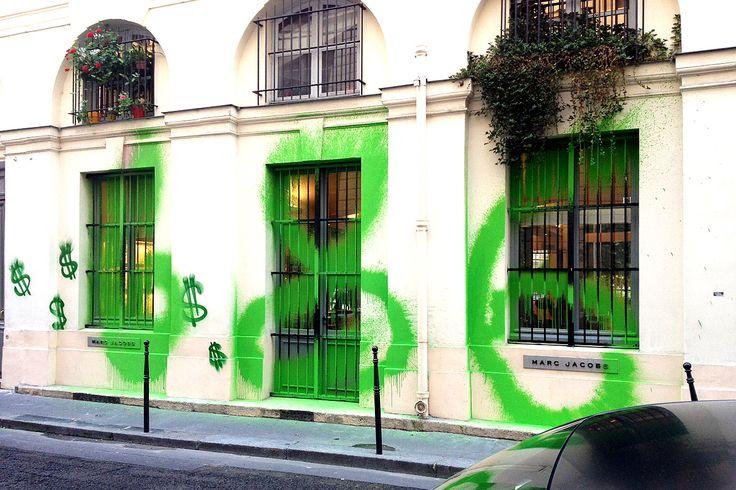 Kidult Tags Marc Jacobs Store Paris