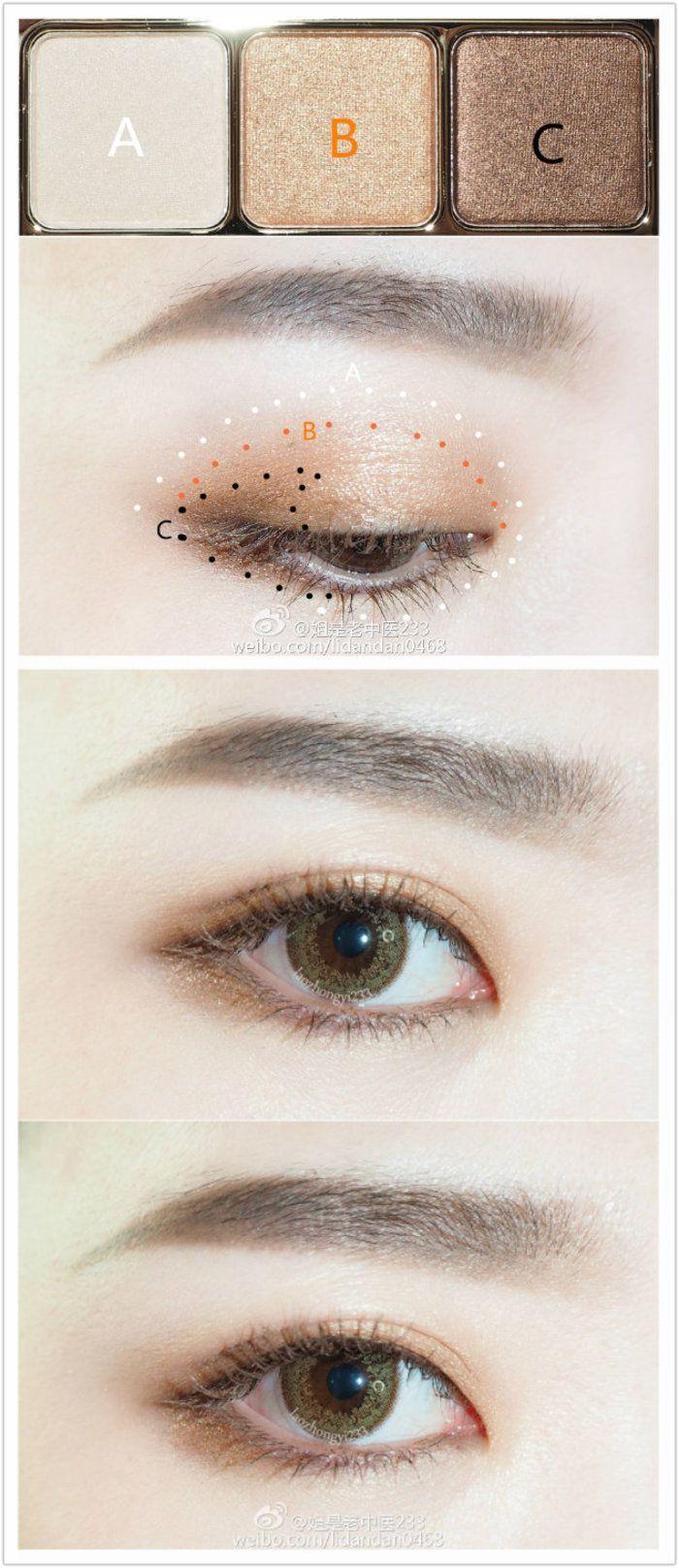 Natural make up #make up #eyemakeup