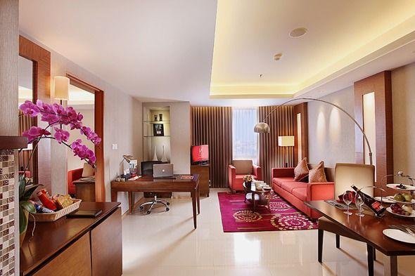 Swiss-belhotel Swiss-Belinn Manyar Surabaya, Indonesia, Surabaya - Photo Galleries : Rooms -