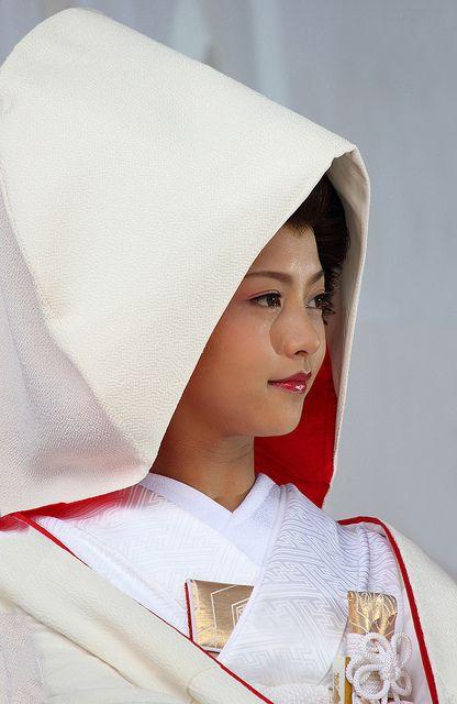 Japanese Wedding Kimono: