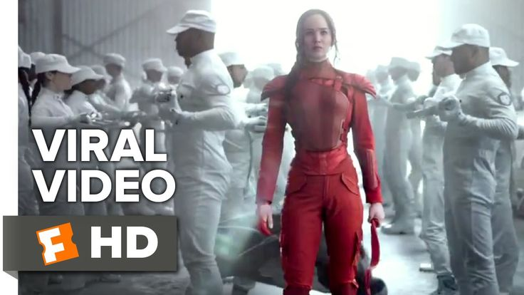 The Hunger Games: Mockingjay - Part 2 Official Viral Video - Stand With Us