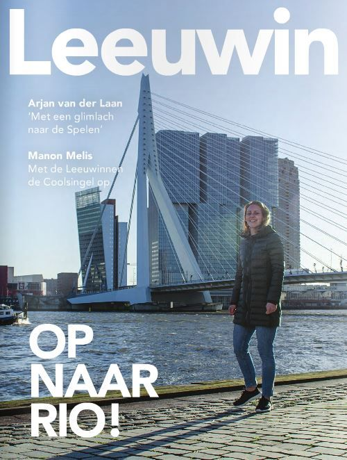 Themanummer over het Olympisch kwalificatietoernooi Vrouwenvoetbal in Rotterdam. De Leeuwin is ontstaan door onderlinge samenwerking tussen de KNVB, Fontys Hogeschool Journalistiek Tilburg (minor bedrijfsjournalistiek) en Sint Lucas in Boxtel.