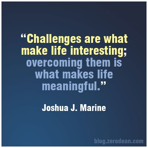 Famous Quotes On Life Challenges: 17 Best Images About Challenge Quotes On Pinterest