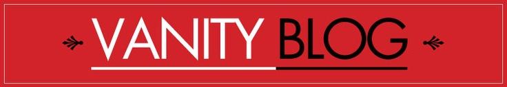 Direttamente dalle pagine di @VanityBlog www.blog.vanityflair.it parlano di noi. Grazie!