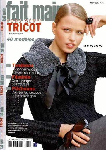 Fait main tricot-2007 - Ann Anna - Веб-альбомы Picasa
