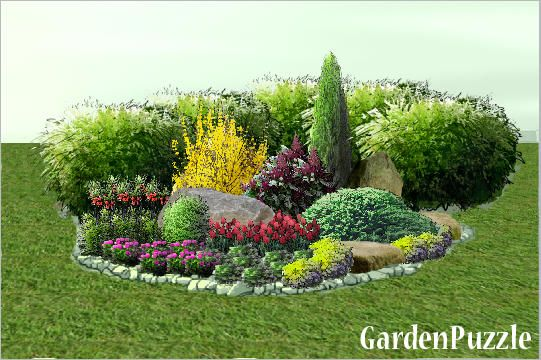 Garden design my garden island spring gardening that i for Oasis jardin de cocagne