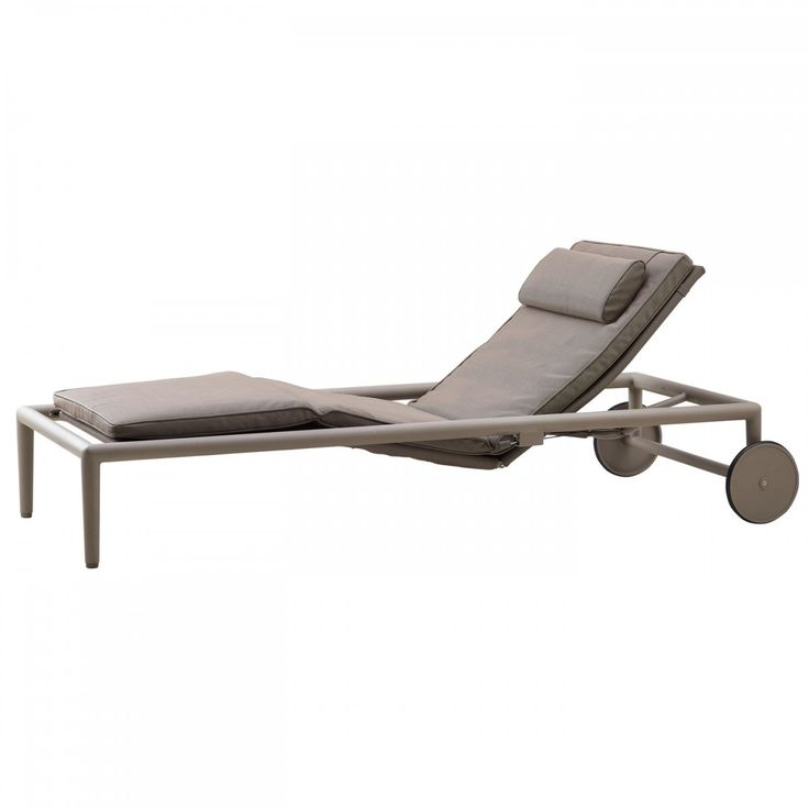 Conic Sunbed - Outdoor - Furniture
