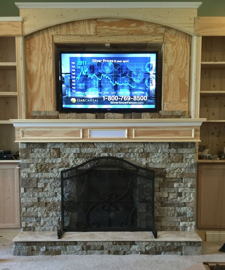Fireplace Design fireplace bookshelves : 18 best Will's DIY Homemade Airstone Gel Fuel Fireplace with built ...