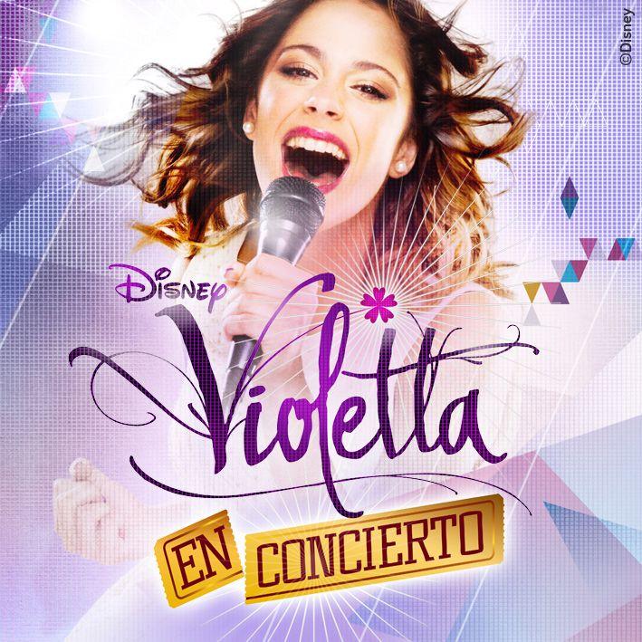 Gran gira de violetta el ltimo fen meno de disney for Conciertos madrid hoy