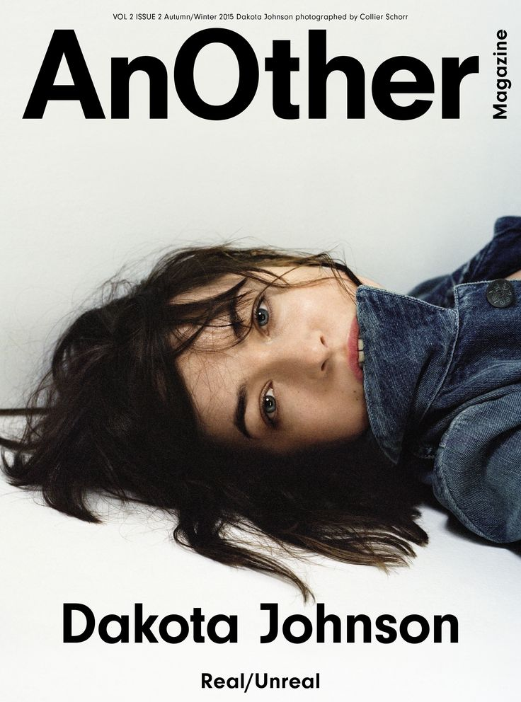 AnOther Magazine A/W15 is here! Starring #DakotaJohnson. Photography by Collier Schorr