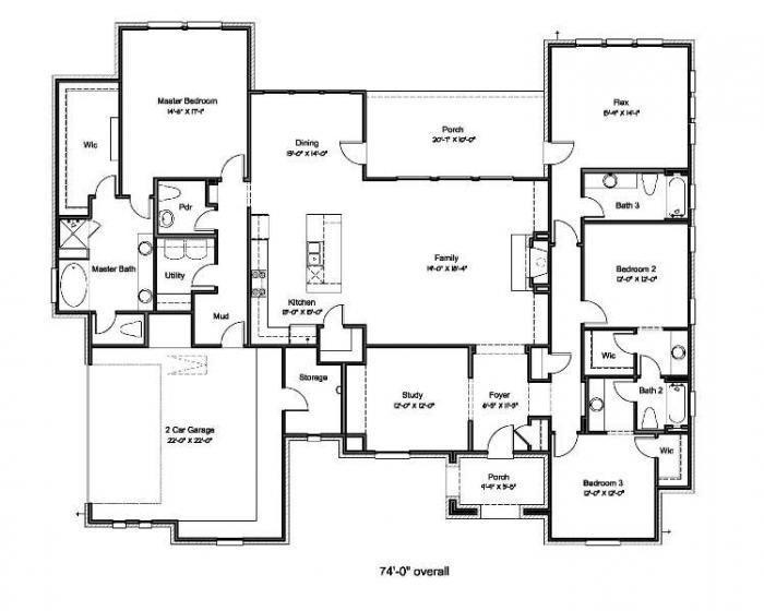 43 best Floorplans images on Pinterest Architecture Custom