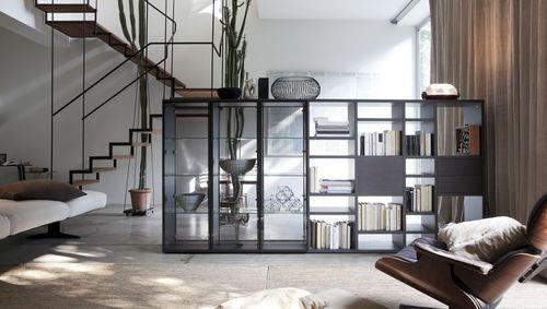 Libreria moderna / in quercia LOUNGE COMPOSIZIONE 415 Rossetto Armobil