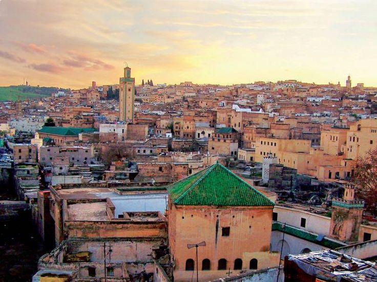 Marrakesh city, Marocco