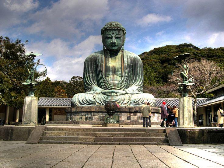 Great Buddha of Kamakura, Japan Travel
