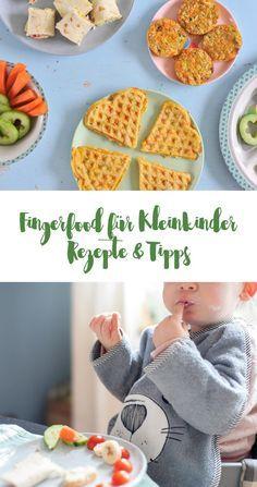 Fingerfood Ideen für Kleinkinder – Gemüse essen – Kochen für Kinder – BLW – B…