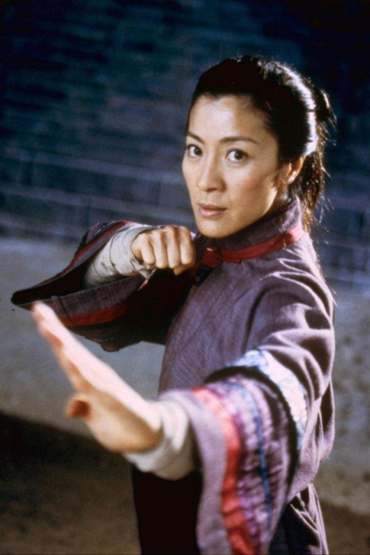 Michelle Yeoh  Zha...