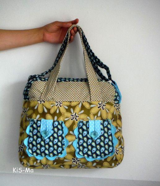 Tasche September von Taschen by KiS-Ma auf DaWanda.com